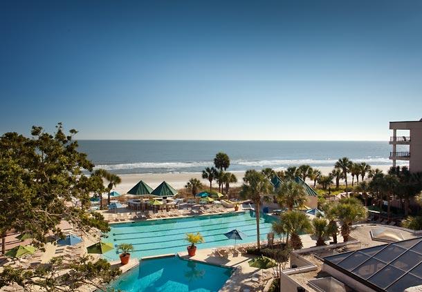 Marriott Resort View